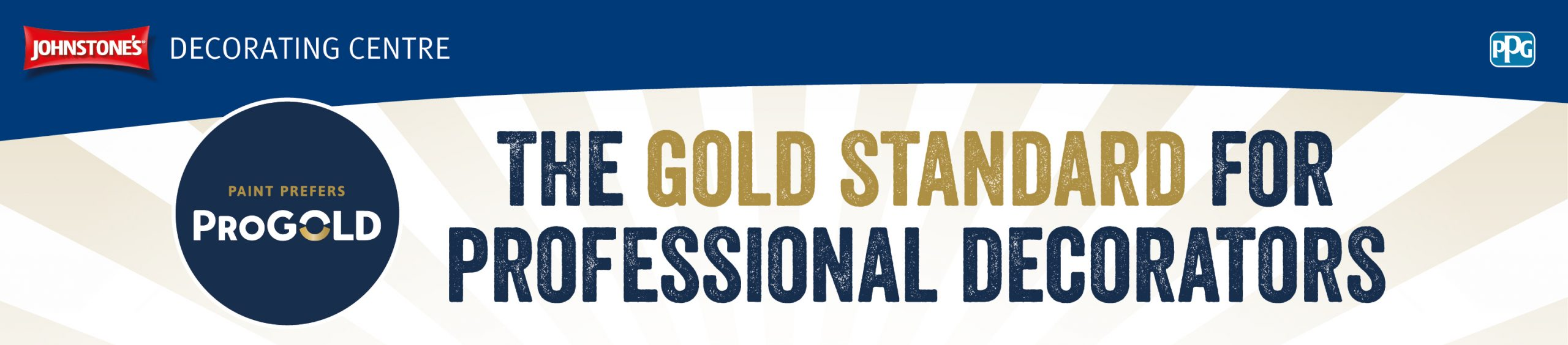 ProGold – The Gold Standard for Proessional Decoratrs